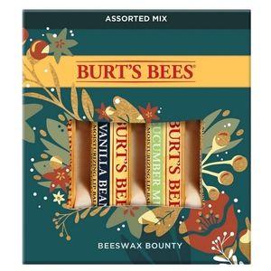 Burt's Bees Beeswax Bounty Assorted Mix Lip Balm